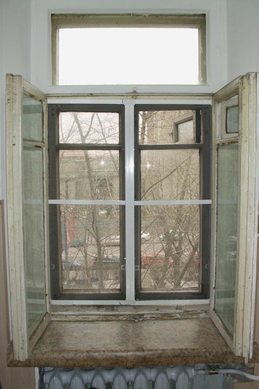 Ремонт деревянных окон в Москве